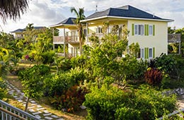 Pineapple Fields Condominium Resort - Eleuthera Bahamas
