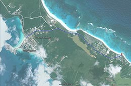 Directions to Pineapple Fields Resort from Governor's Harbour Eleuthera
