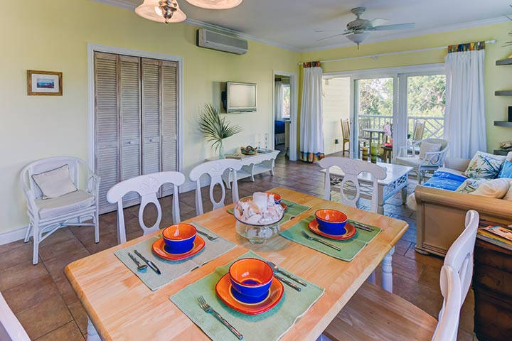 Two bedroom condo at Pineapple Fields Resort Eleuthera